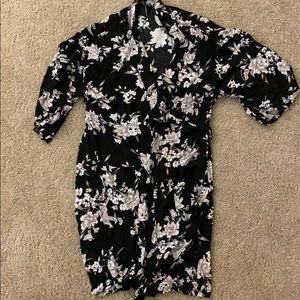 Spiritual Gangster short/short sleeved robe